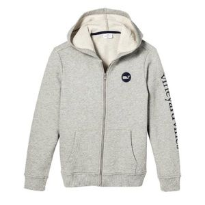 Vineyard Vines fr Target hooded zip sweatshirt